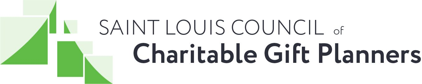 Saint Louis Council of Charitable Gift Planners Logo